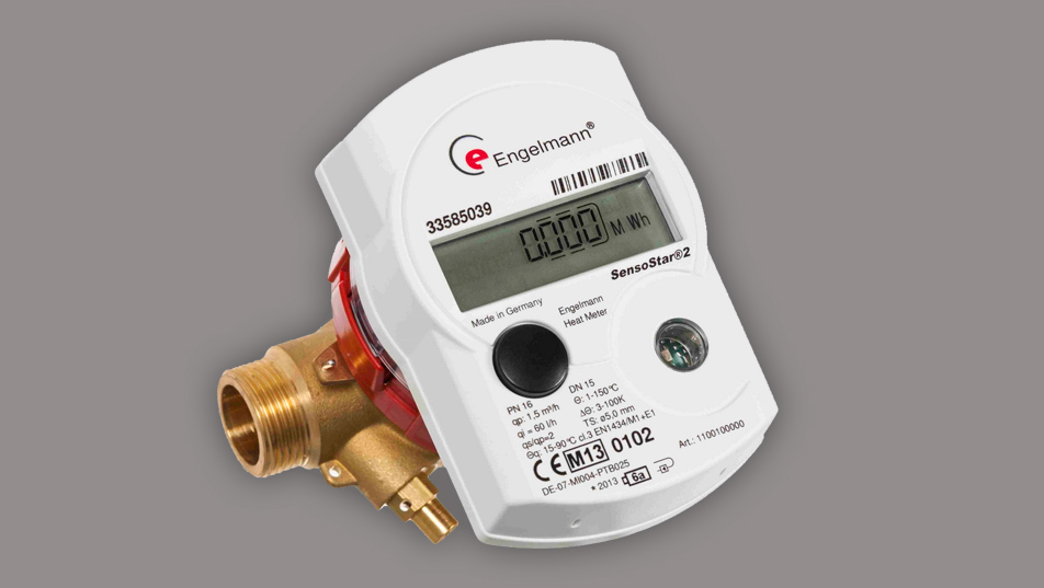 Kompaktní měřič tepla a chladu Engelman SensoStar 2/2+