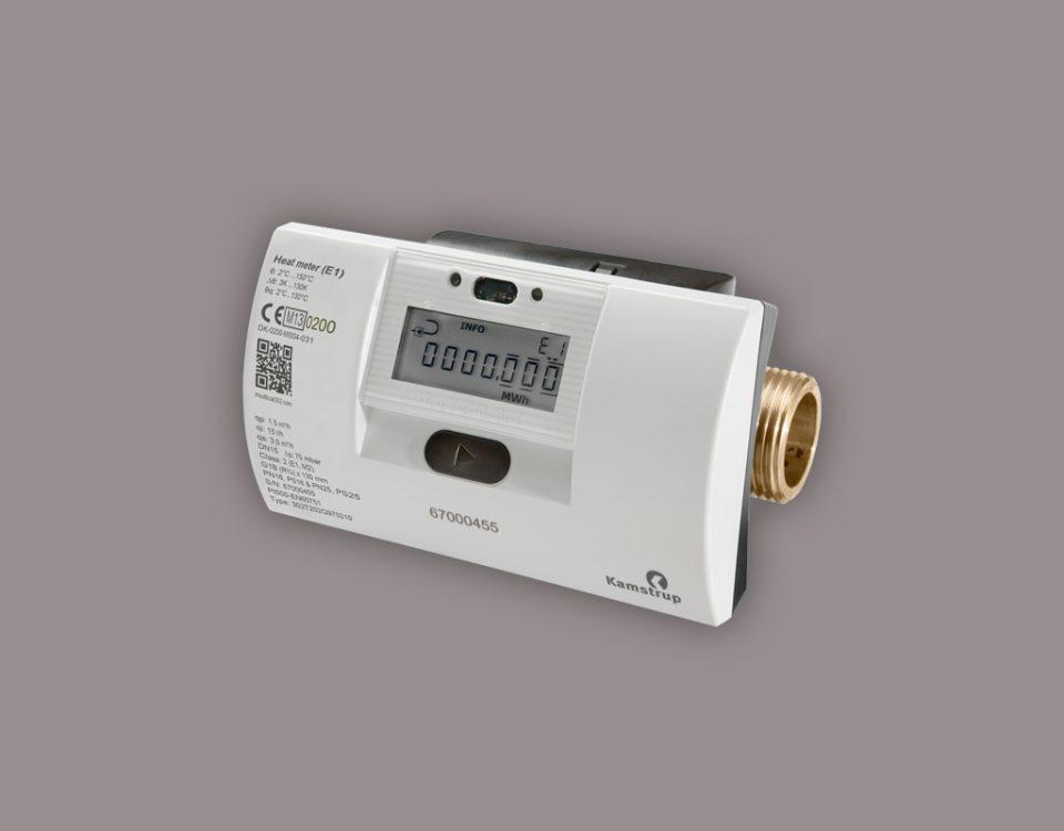 Kompaktní měřič tepla MULTICAL 302 / PROFITHERM CZ Praha